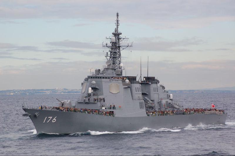 best service 3adf7 21bd1 観艦式予行へ行ってきました(25日版)  生存証明航海日誌